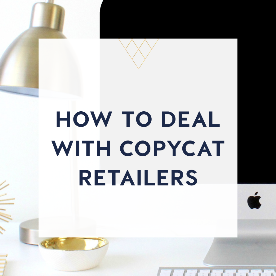 how to deal with copycat retailers