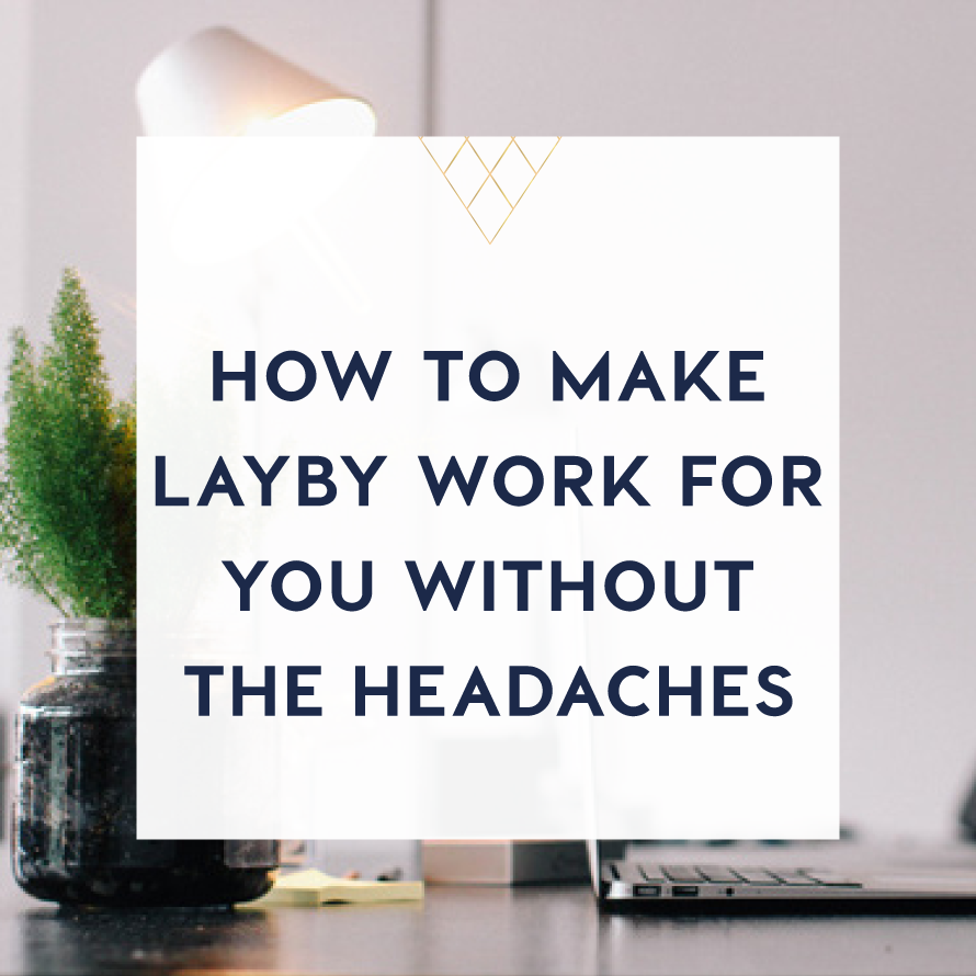 how to make layby