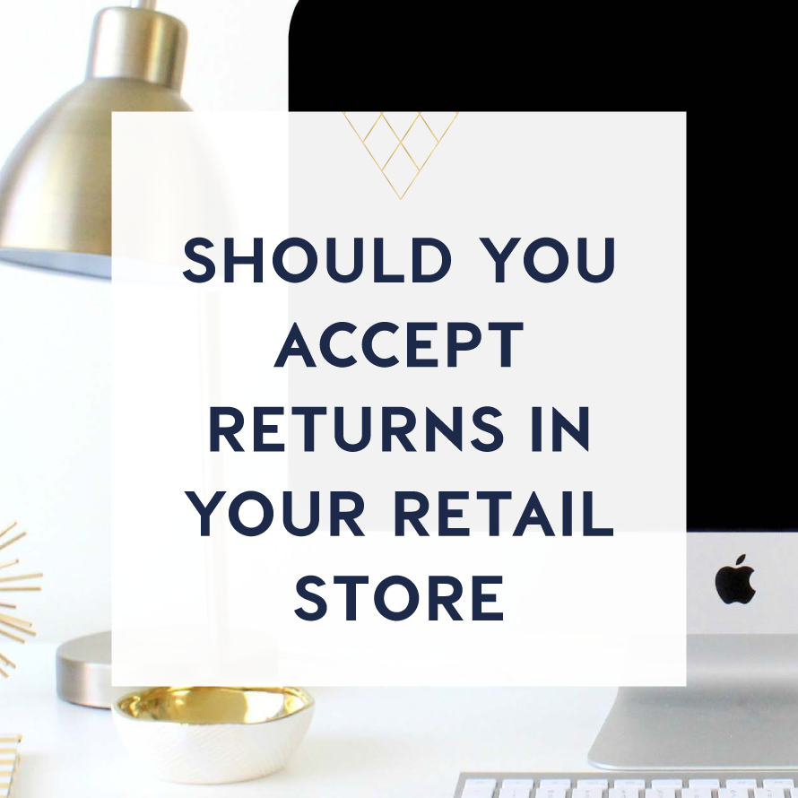 should you accept returns in your retail store