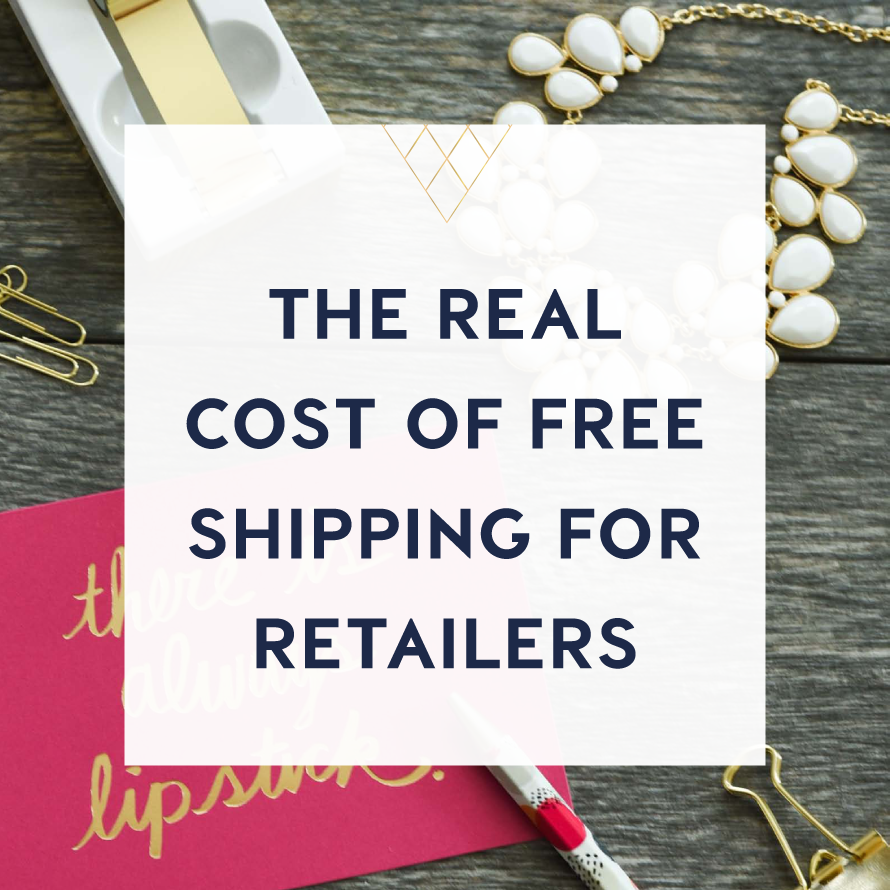the real cost of free shipping for retailers