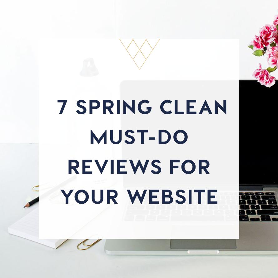 7 spring clean