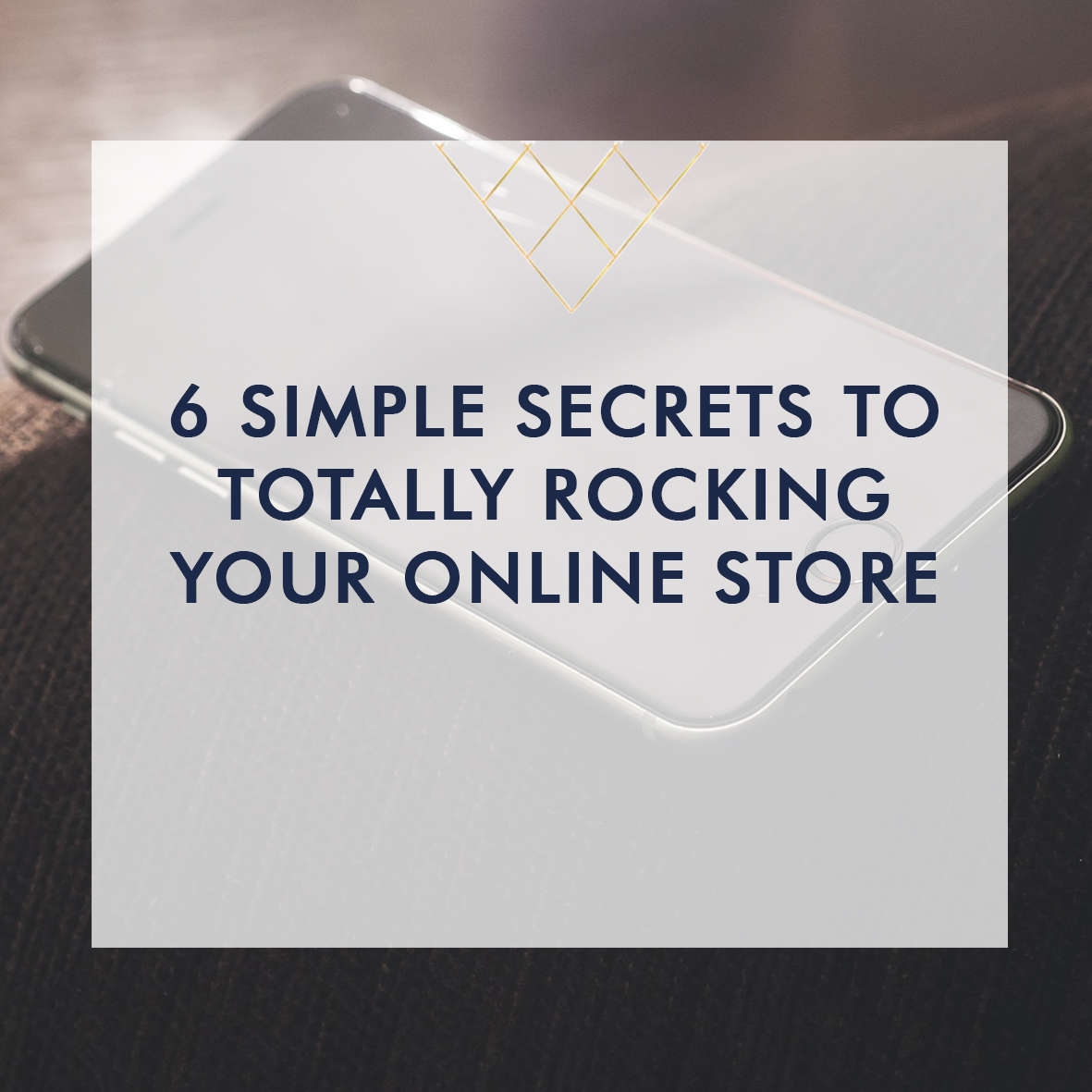 6 simple secrets to totally rocking your online store square