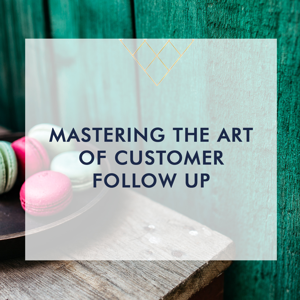 Mastering The Art Of Customer Follow Up square