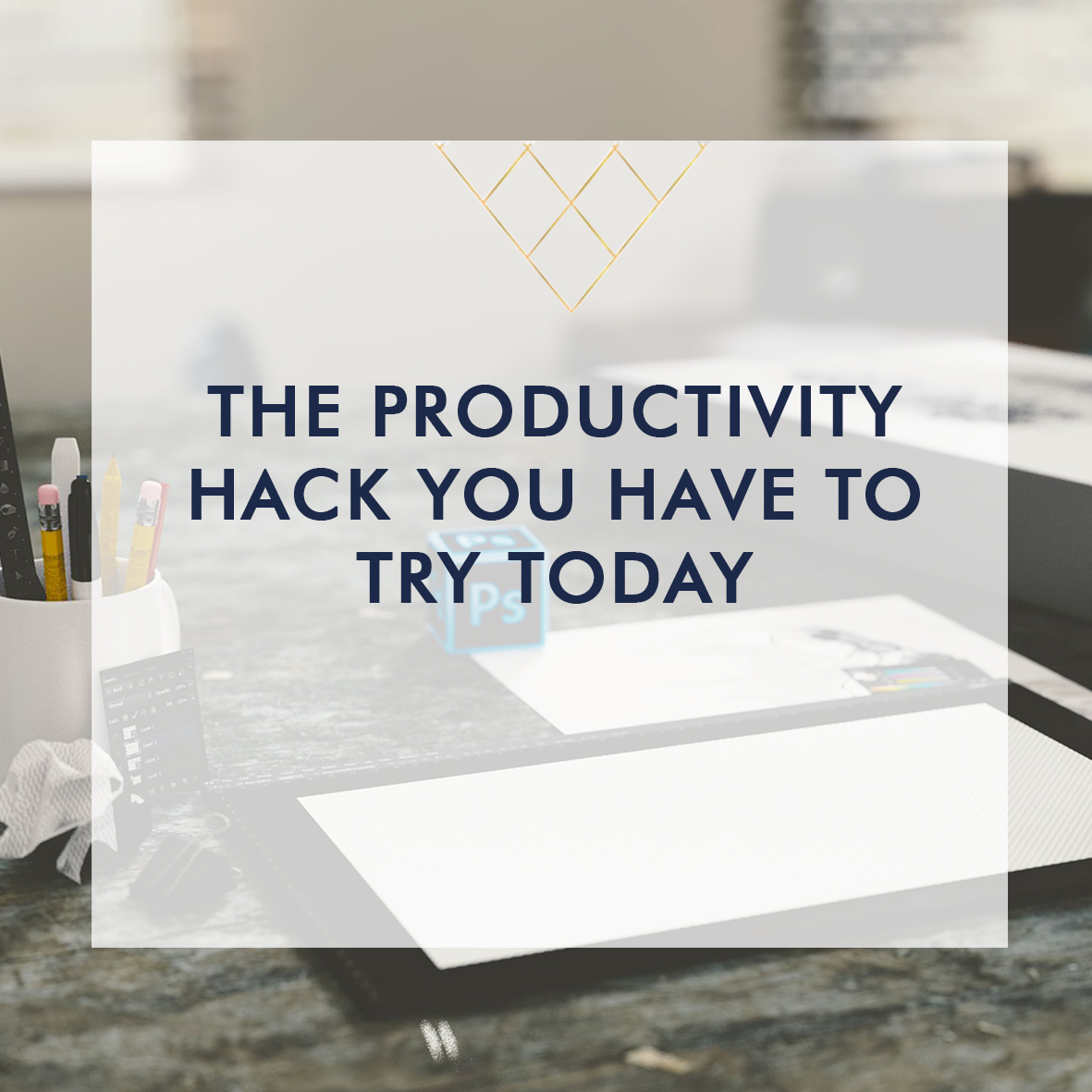 The Productivity Hack You Have To Try Today  sqr