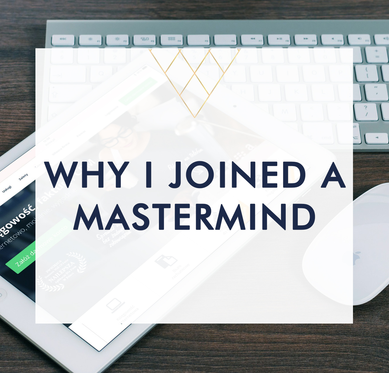 why I joined mastermind square