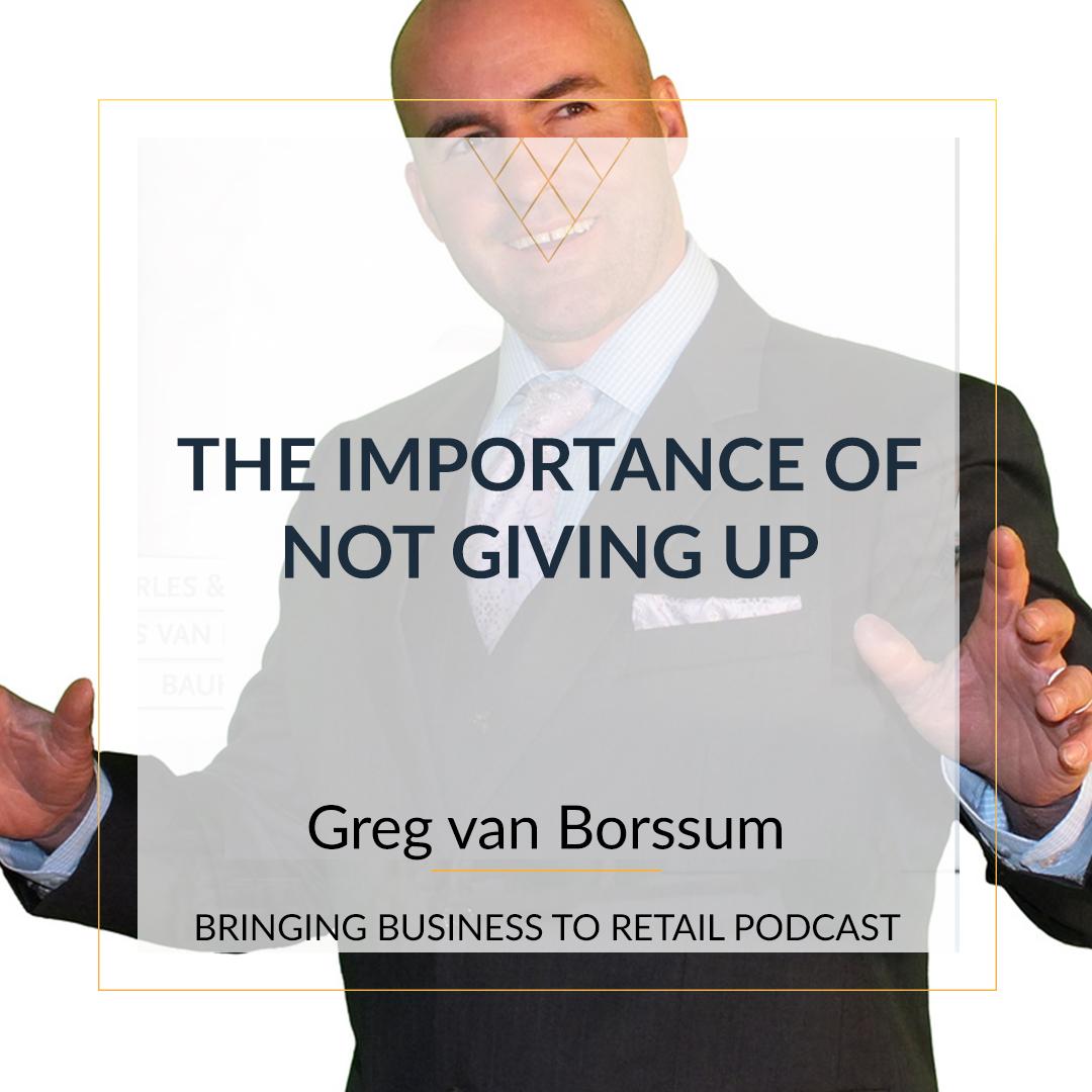 Greg van Borssum