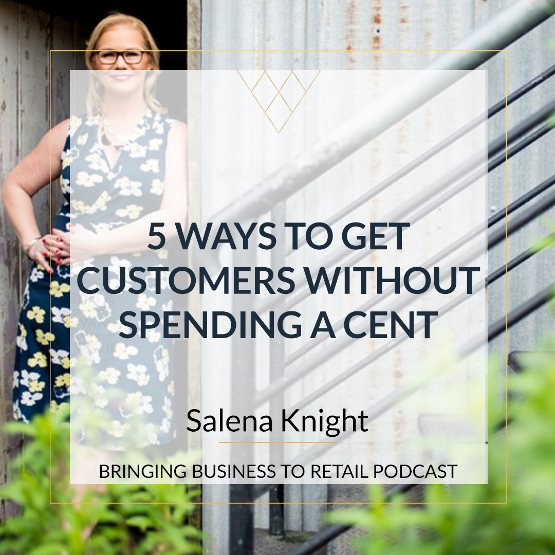 5 ways to get customers without spending a cent sqr