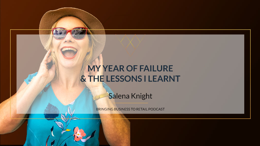 My Year Of Failure & The Lessons I Learnt rec