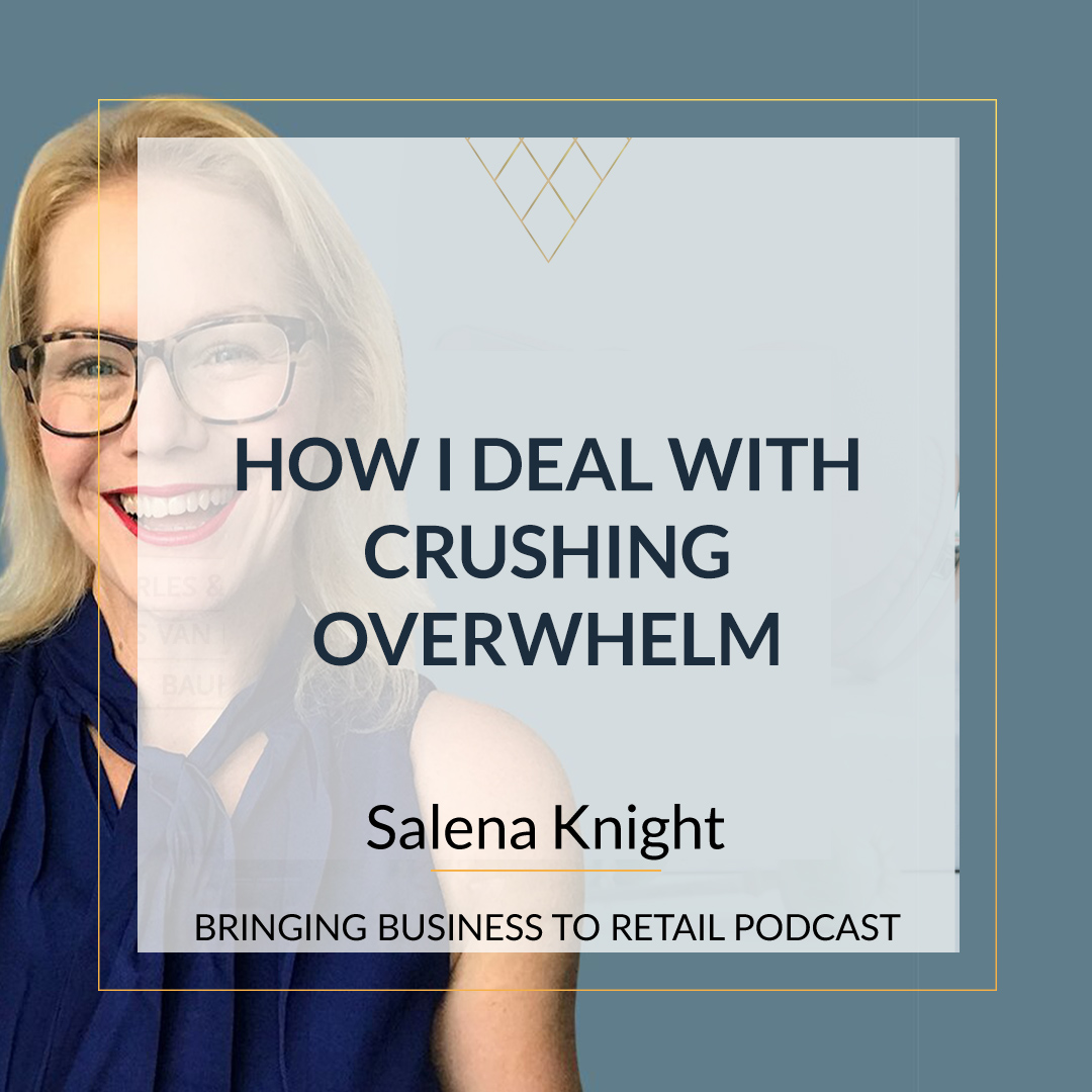 How I Deal With Crushing Overwhelm