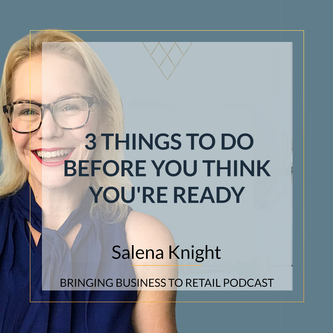 3 Things To Do Before You Think You're Ready sqr