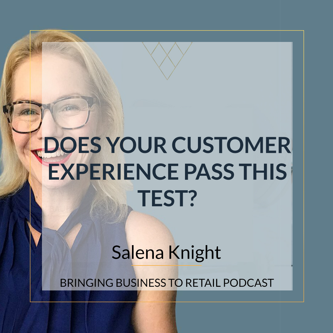 Does Your Customer Experience Pass This Test sqr
